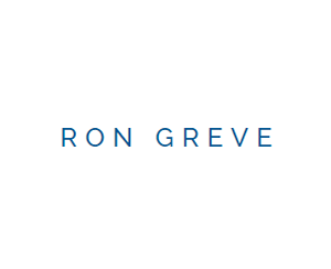 Ron Greve logo