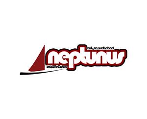 Zeilschool Neptunus Friesland logo