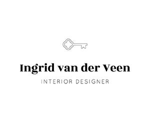 Ingrid van der Veen logo