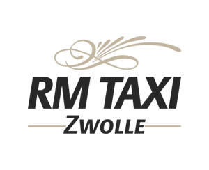 RM Taxi Zwolle logo