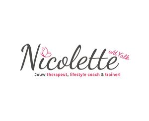 Nicolette van der Valk logo