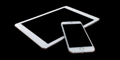 ipad en iphone